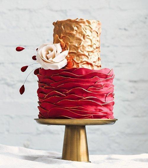 wedding Cake images @ Mama Mae's