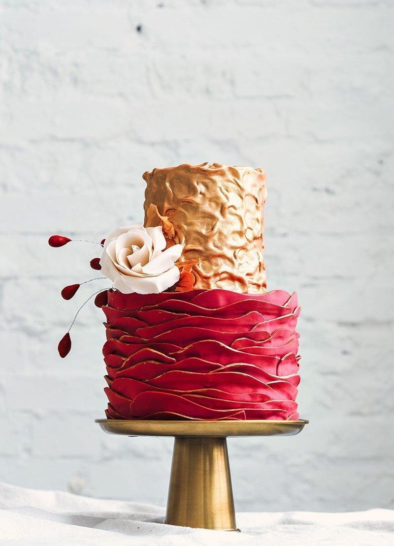 wedding Cakes @ Mama Mae's